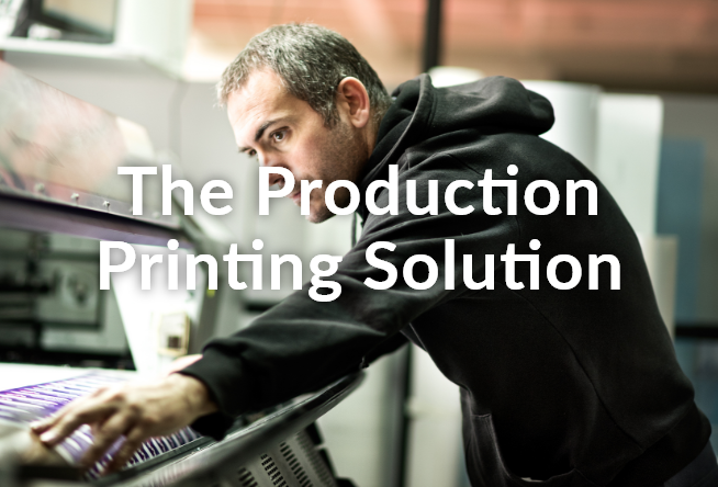 The Production Printing Solution